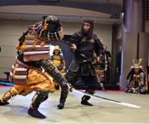 Samurai oklop